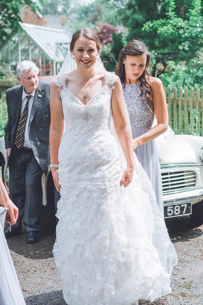 bride - wedding photographer wilthire