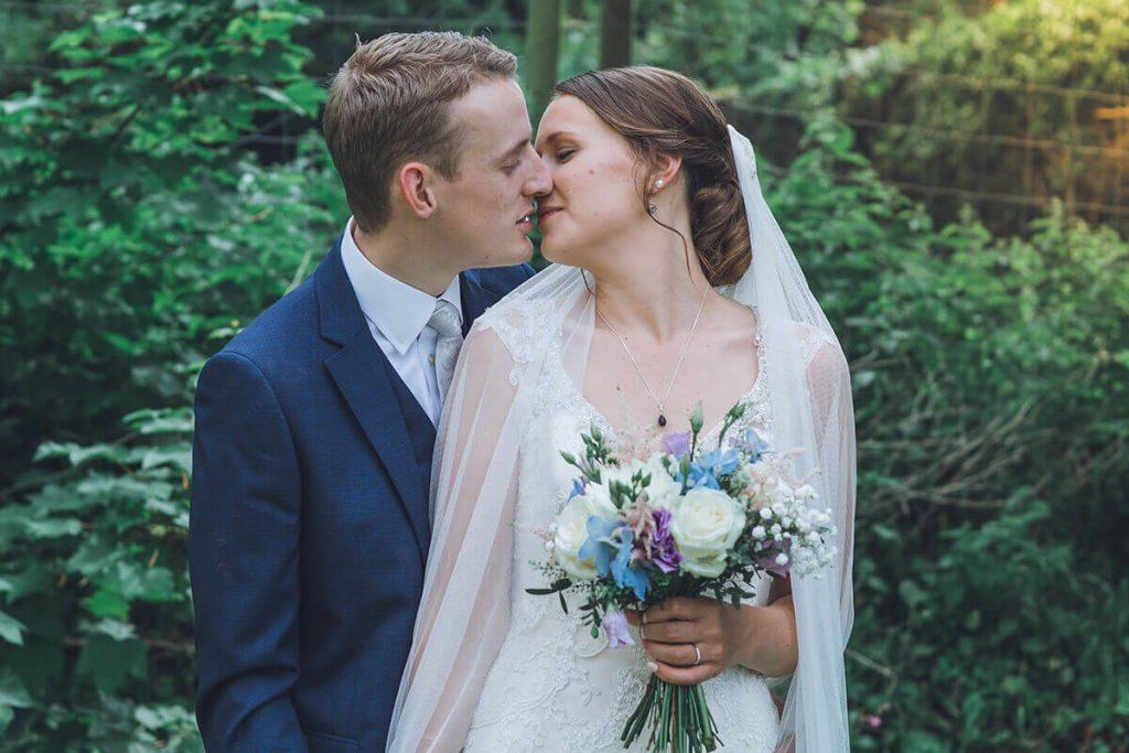 bride and groom - wedding photographer wiltshire