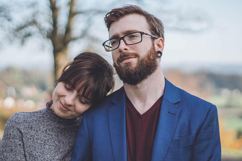 Couple in Shaftesbury