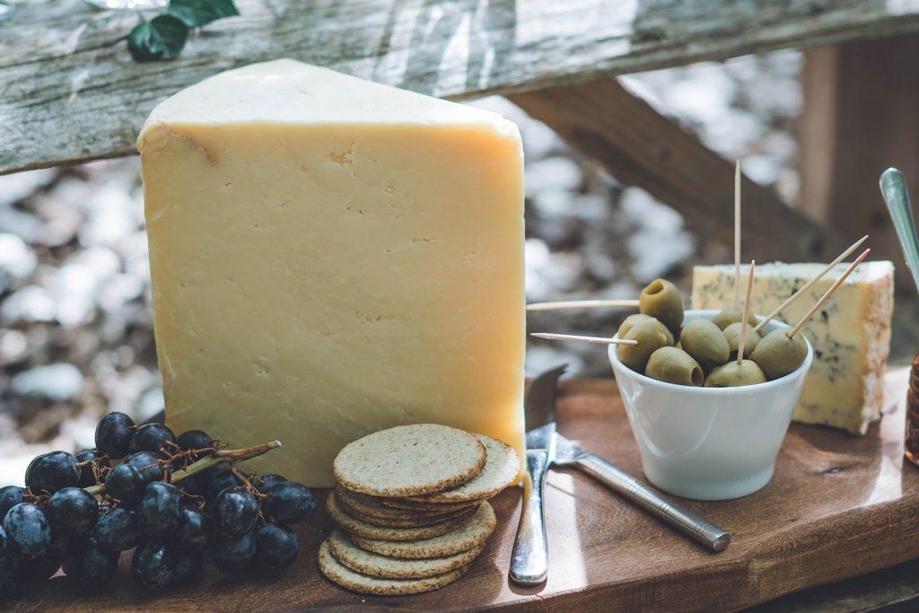 Cheese Board from Palmer Street Bottle