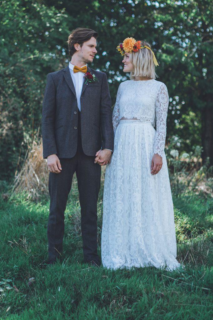 Woodland Wedding Somerset