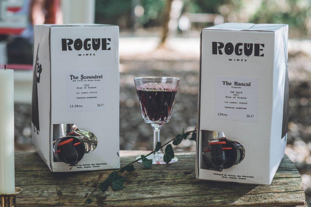 Rogue Wine